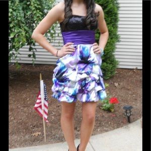 EUC Homecoming/party Dress sz 5 juniors